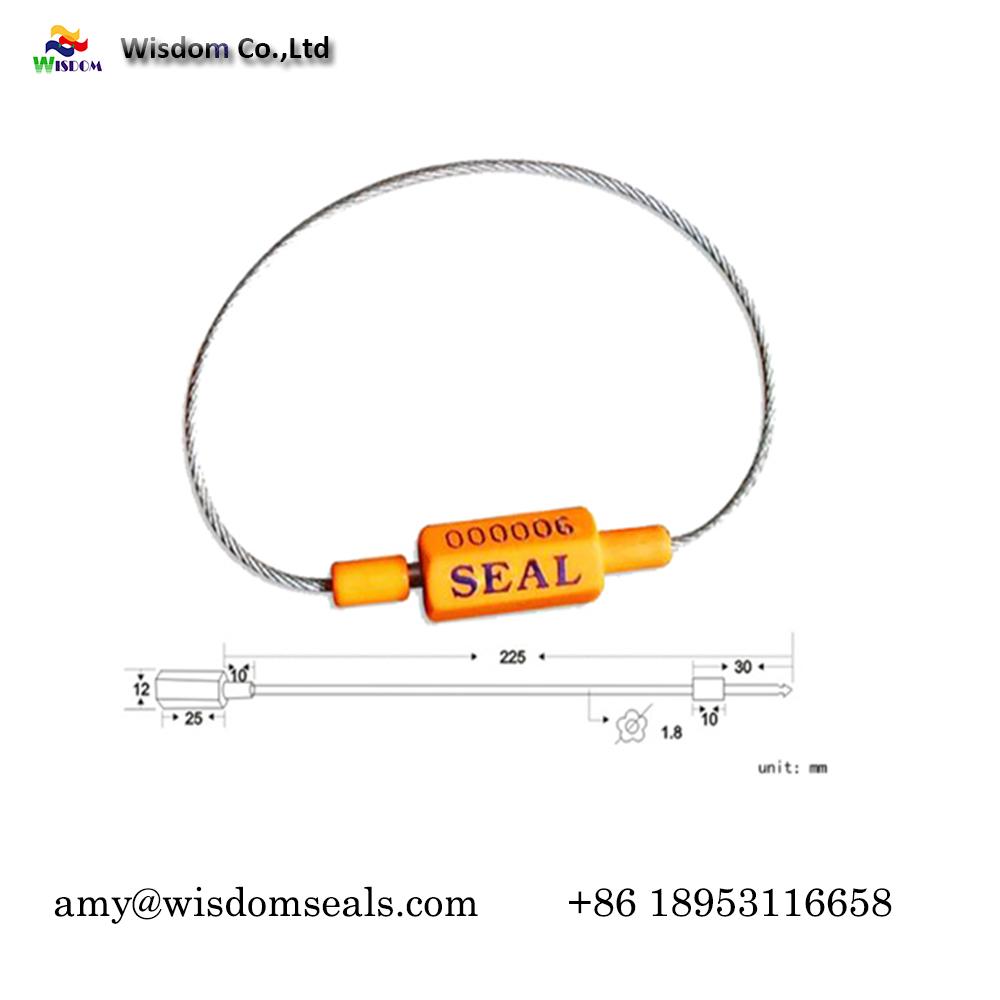 fixed length cable seals , plastic seals, bolt seals ... on